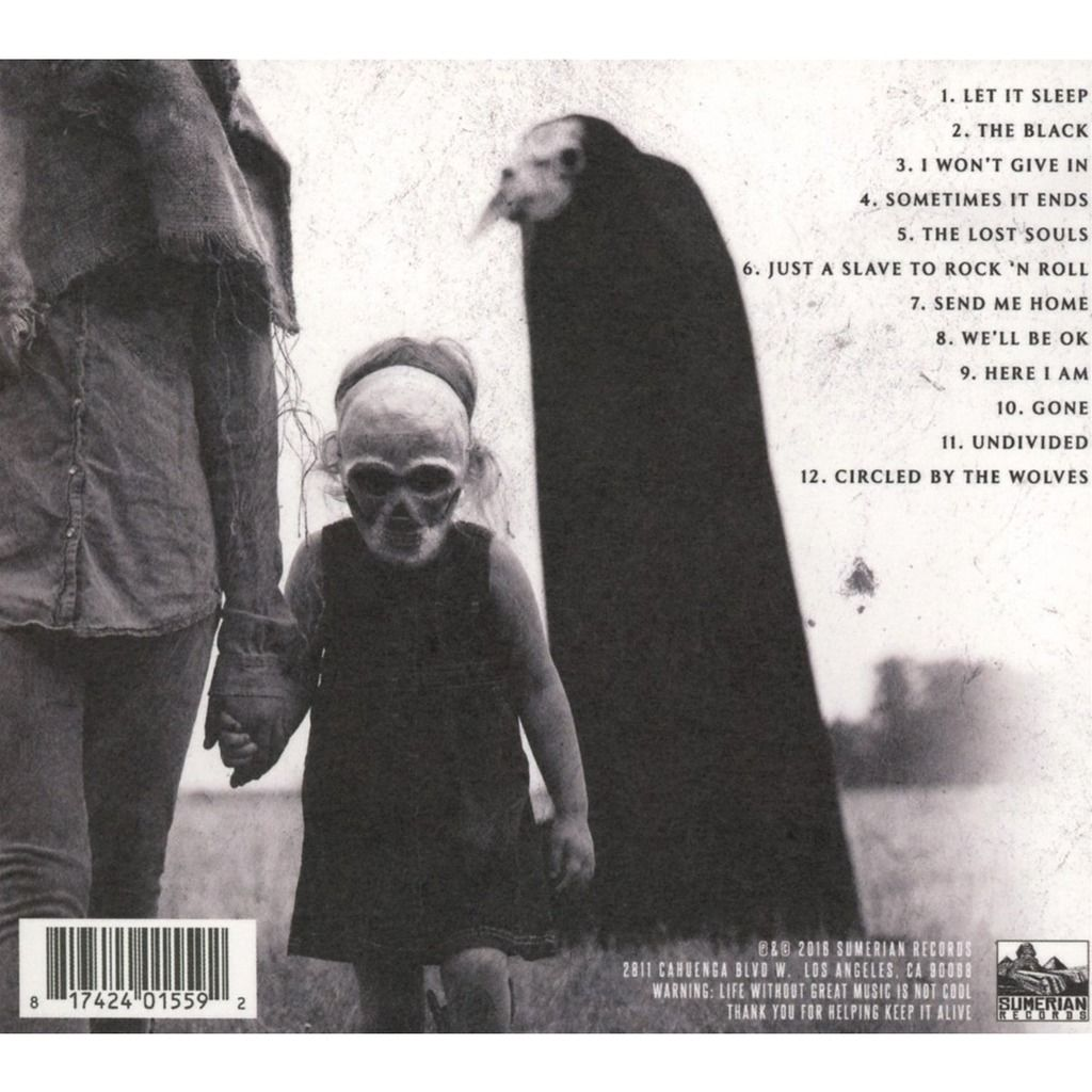 Asking Alexandria The Black (cd)