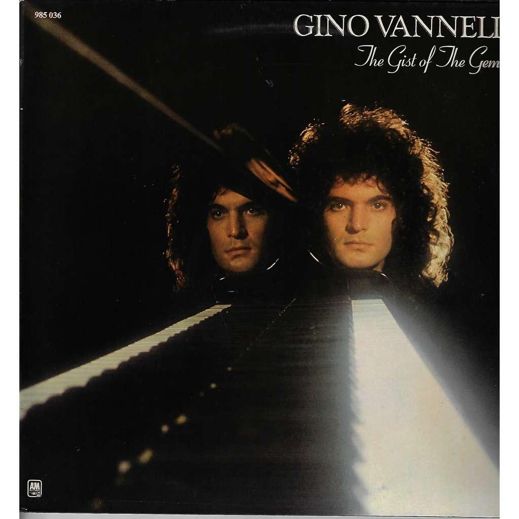 GINO VANNELLI The Gist Of The Gemini