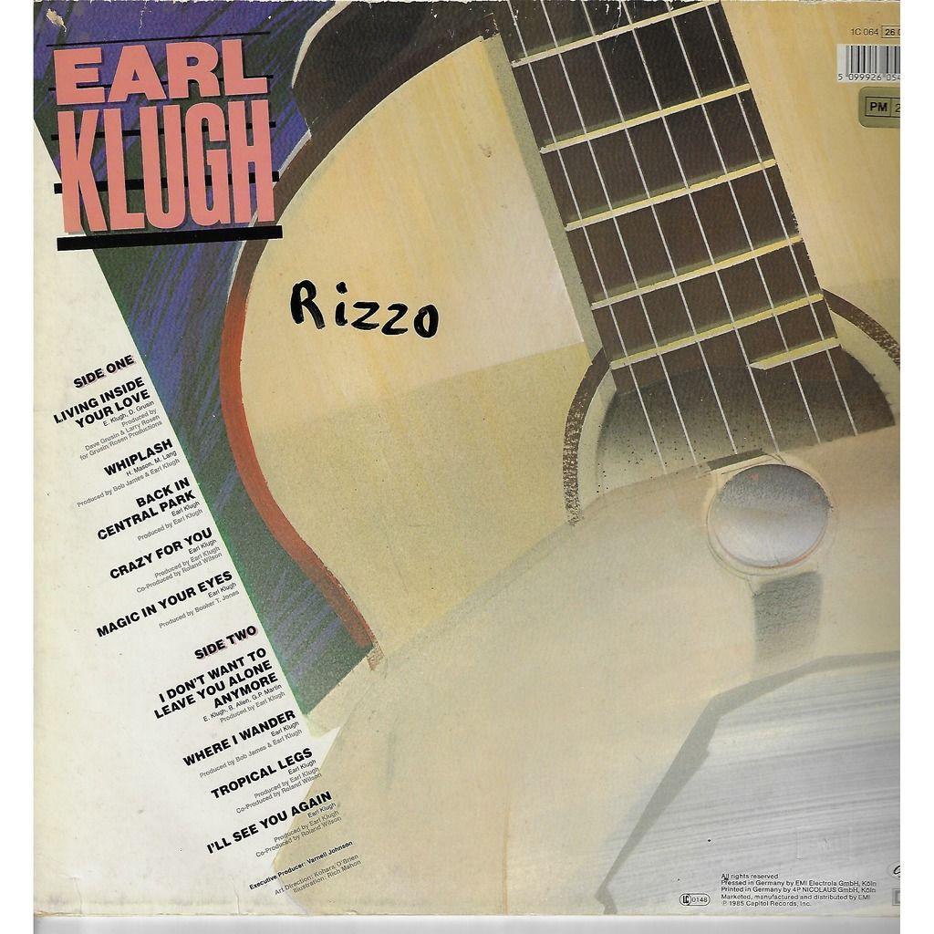 Earl Klugh Key Notes