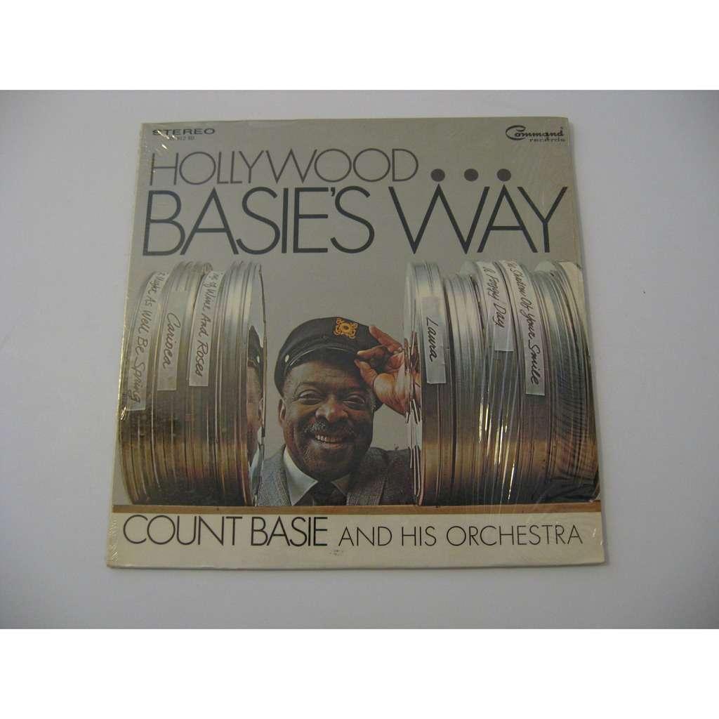 Count Basie Hollywood Basie's Way