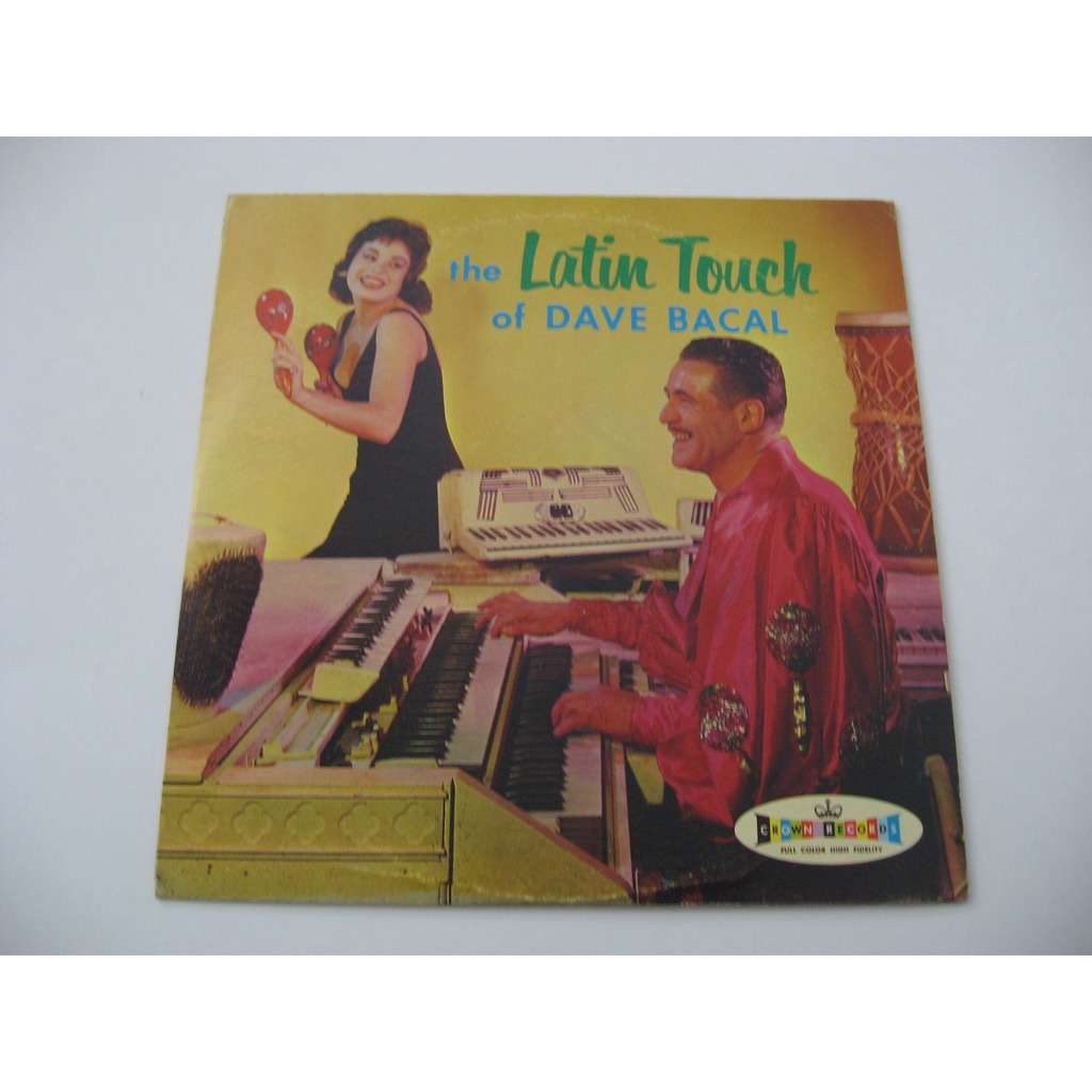 Dave Bacal The Latin Touch
