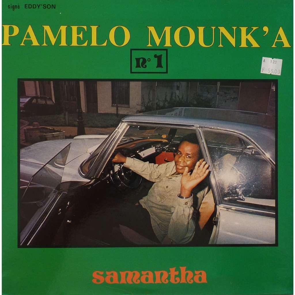 pamelo mounk'a samantha