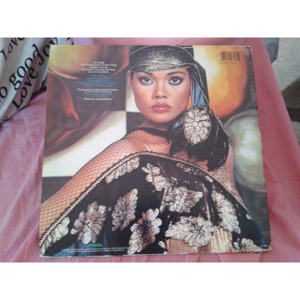 Angela Bofill - Too Tough (LP, Album) Angela Bofill - Too Tough (LP, Album)