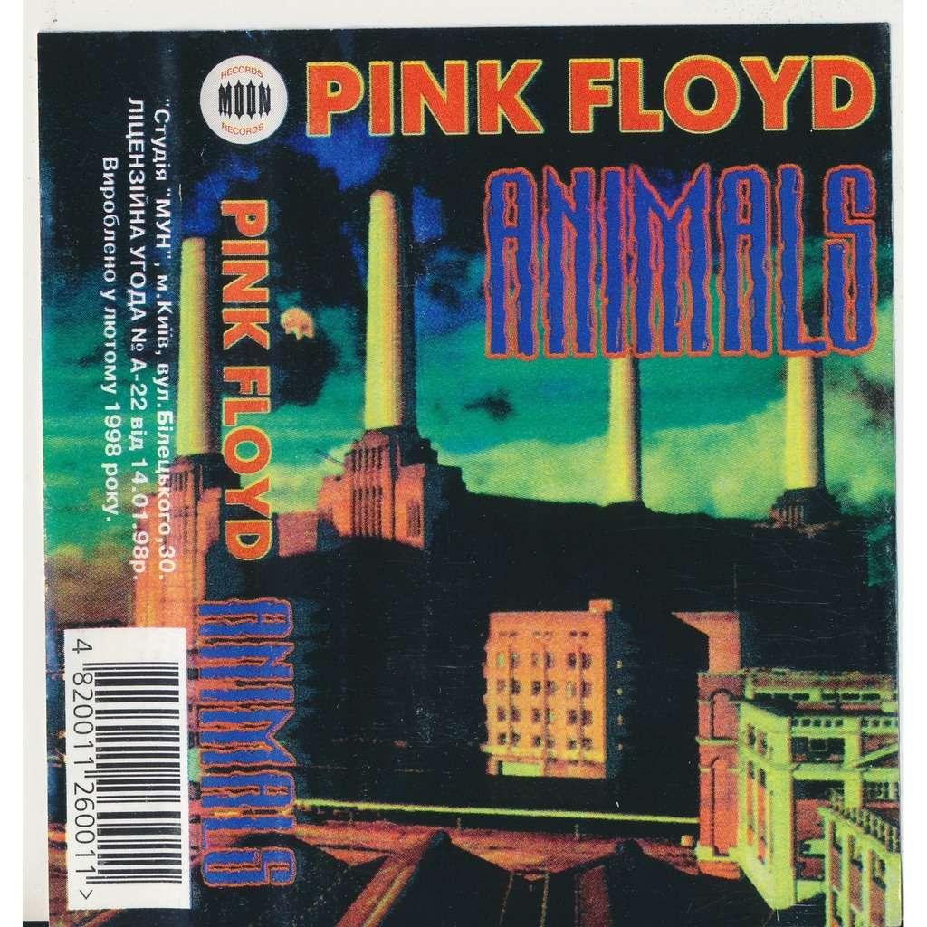 Pink Floyd Animals 1977 (Moon) rarity