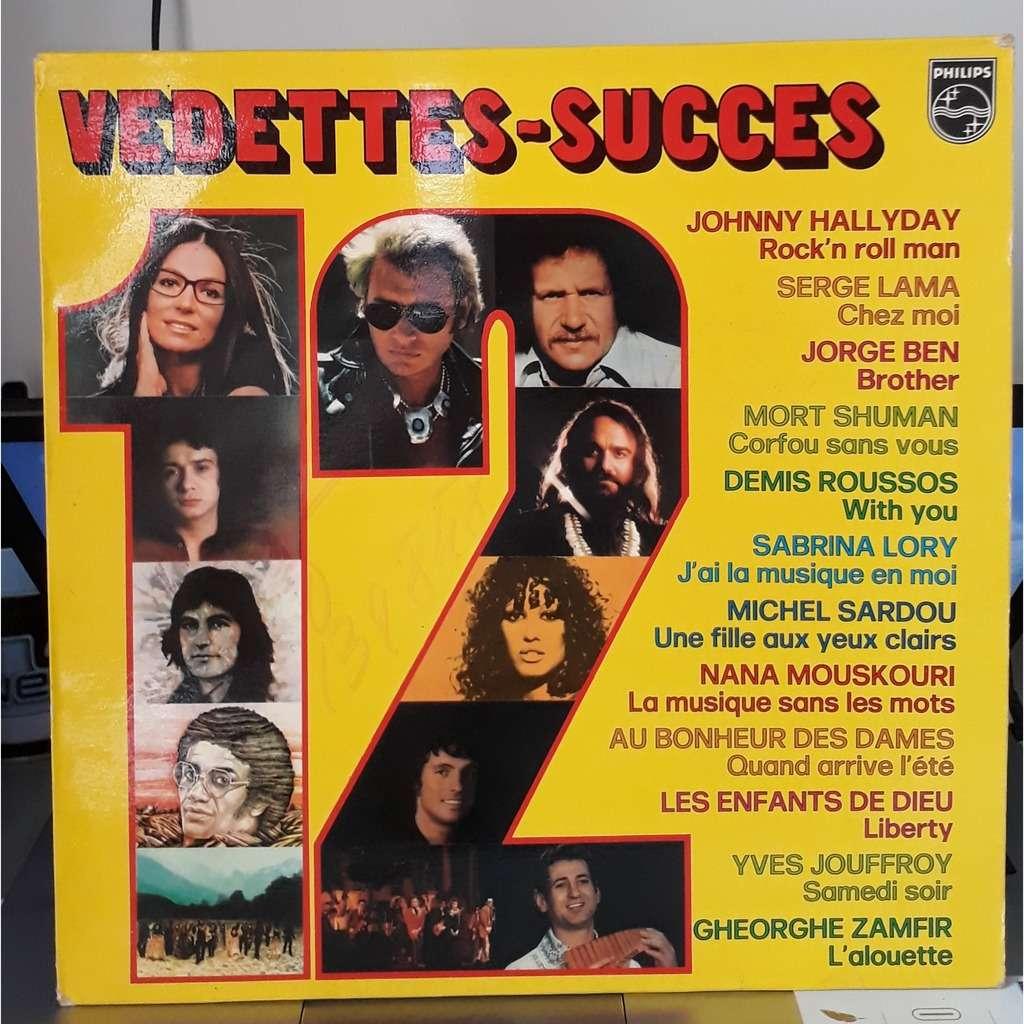 various 12 Vedettes - 12 Succès