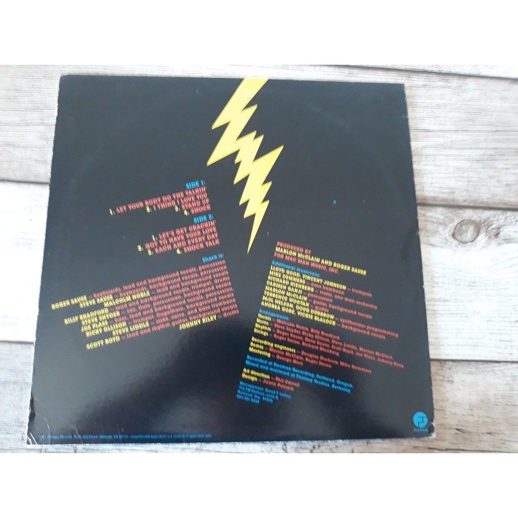 Shock (3) - Shock Shock (3) - Shock.................1981