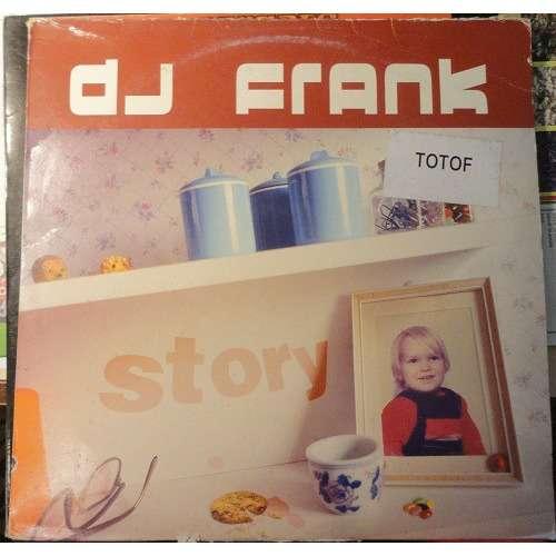 DJ FRANK STORY + DINNER