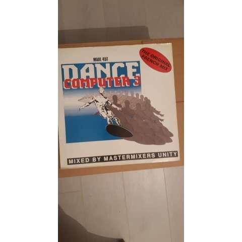 Mastermixers Unity - Dance Computer 3 (The Origin Mastermixers Unity - Dance Computer 3 (The Original French Mix)