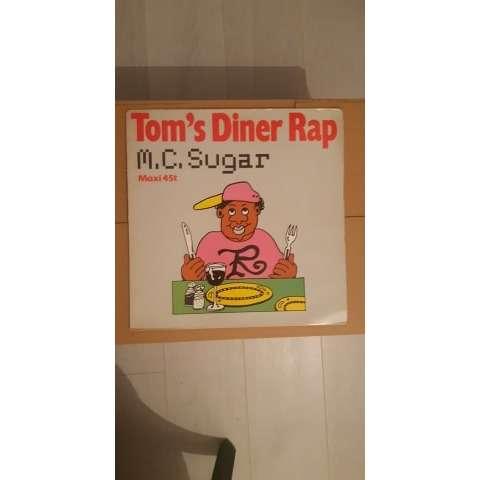M,C,SUGAR tom's diner rap