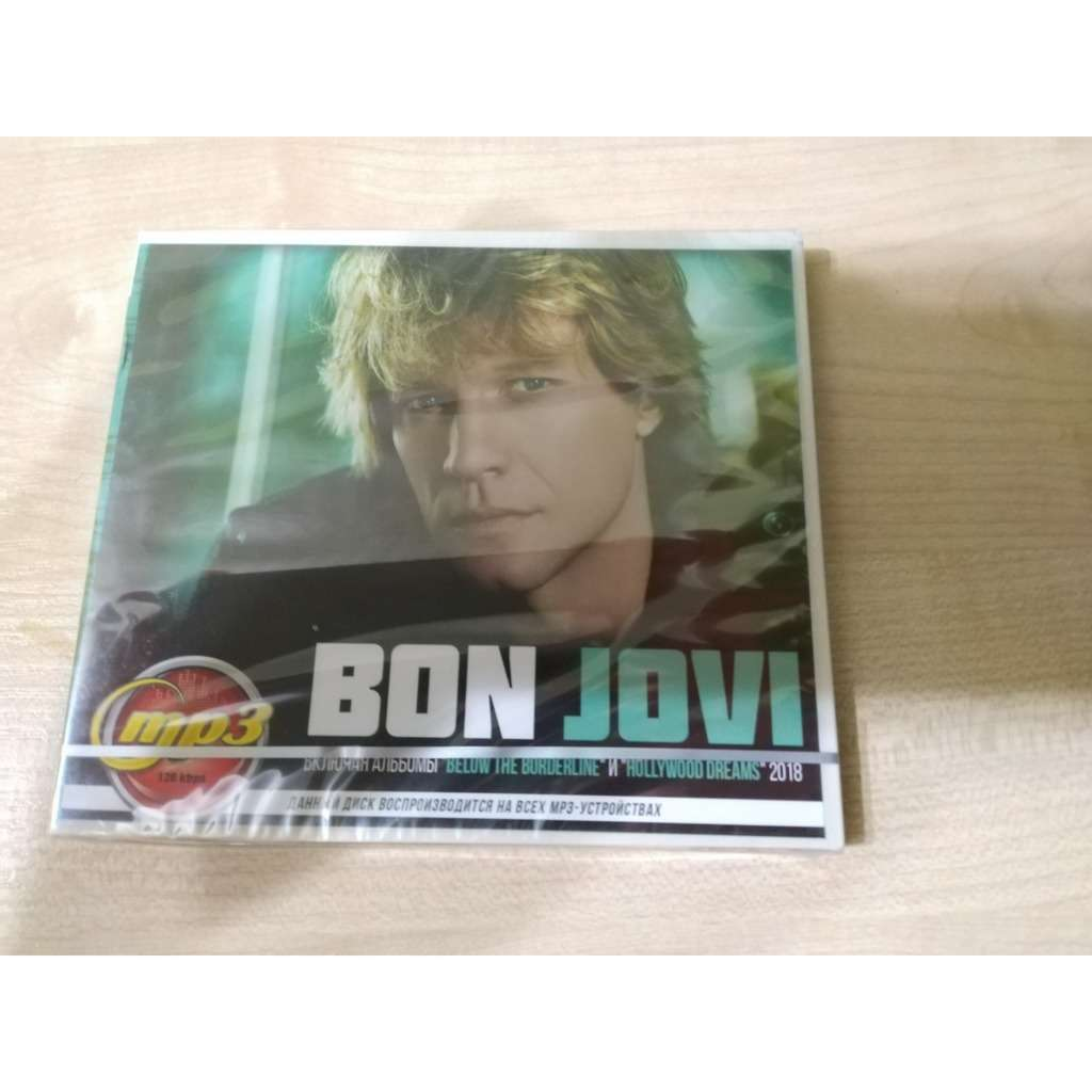 Bon Jovi MP3 Music Collection (including albums of 2018)