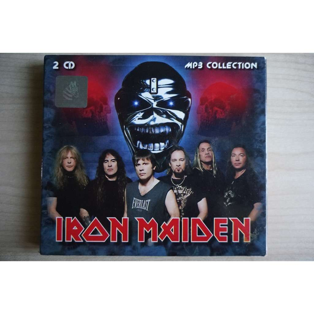 Iron Maiden MP3 Collection (18 albums; 205 tracks) (2 CD)