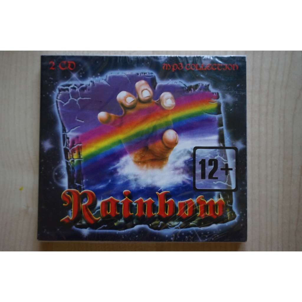 Rainbow MP3 Collection (18 albums; 185 tracks) (2 CD)