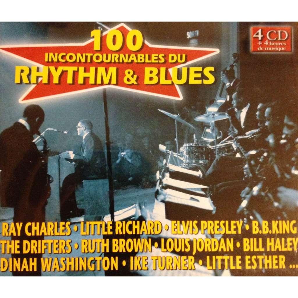 Collectif 100 Incontournables du Rhythm & Blues