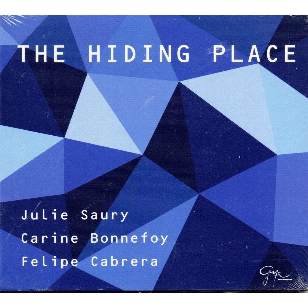 julie saury, carine bonnefoy, felipe cabrera the hiding place