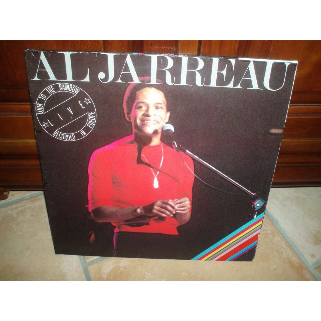 AL JARREAU LOOK TO THE RAINBOW LIVE RECORDED IN EUROPE