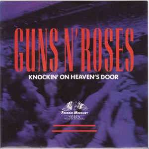 gun's and roses knockin on heaven's door