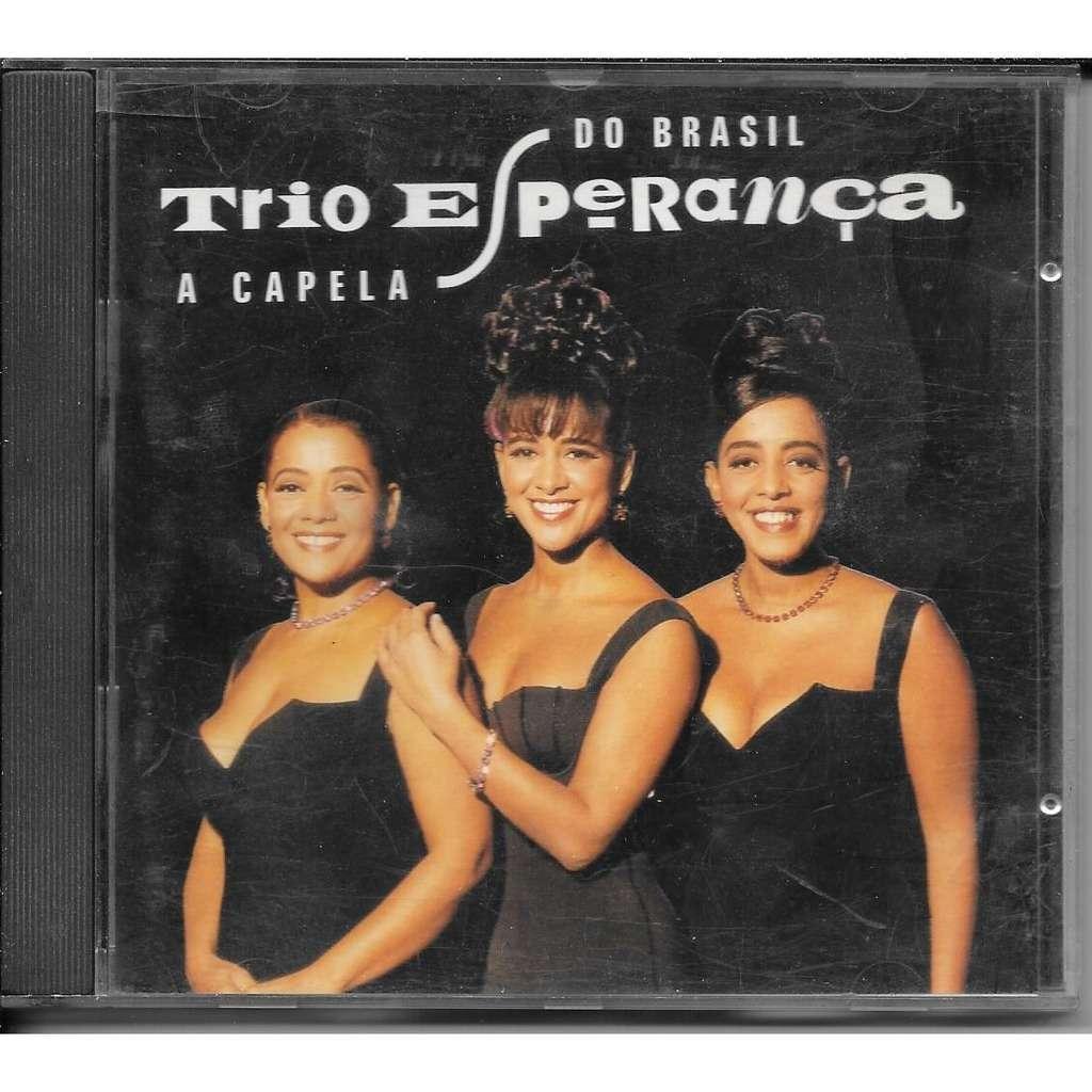 trio esperanca a capela do brasil