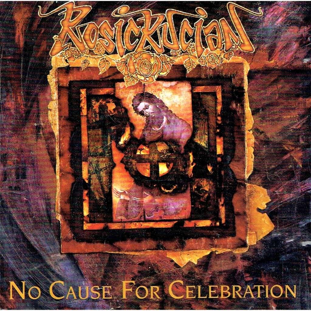 Rosicrucian No cause for celebration