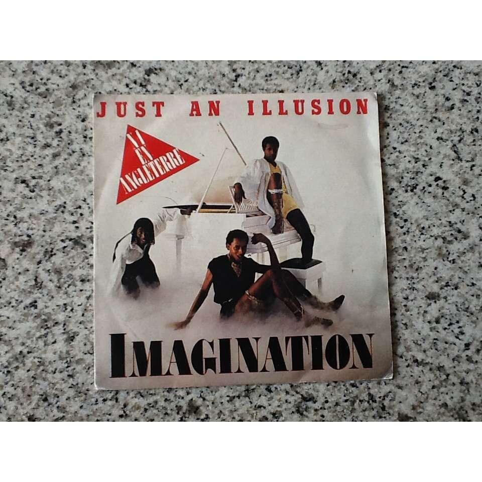 imagination Just an illusion ( No 1 en Angleterre )