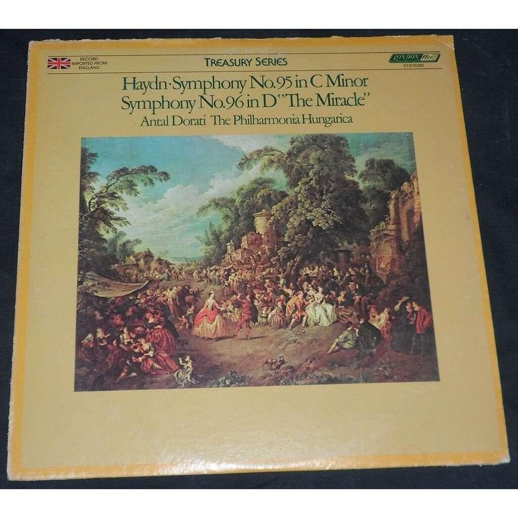 Antal Dorati Haydn Symphony No. 95 / 96
