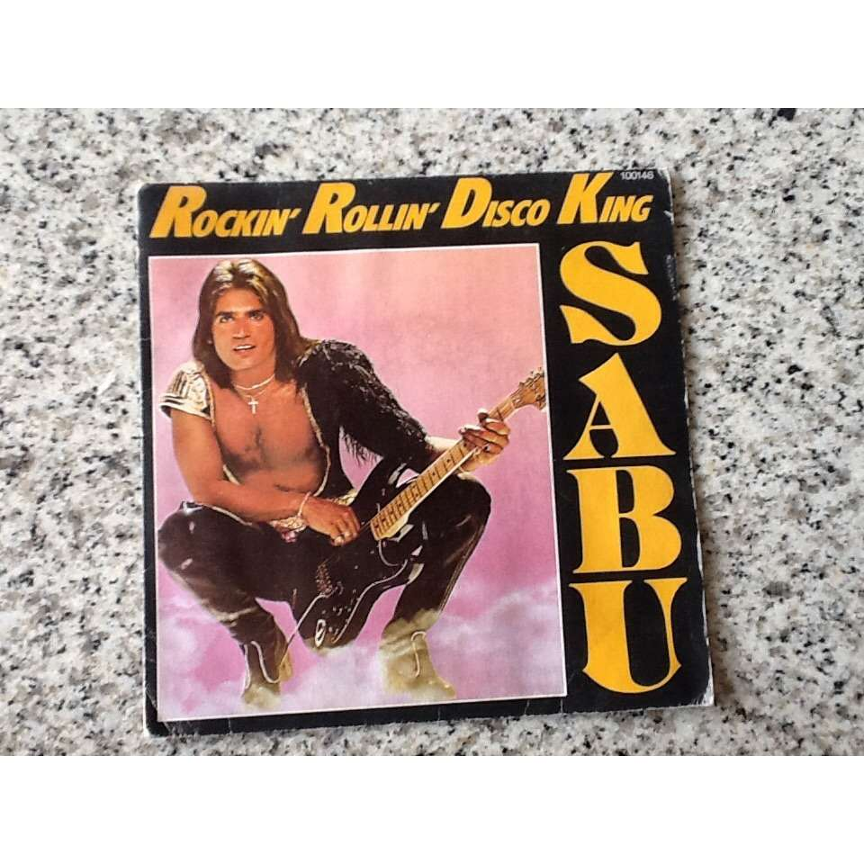 sabu Rockin' Rollin' Disco King / Loose Lucy is on the loose
