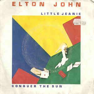 elton john little jeanie