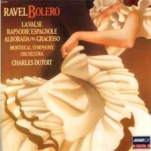 charles dutoit Ravel Boléro
