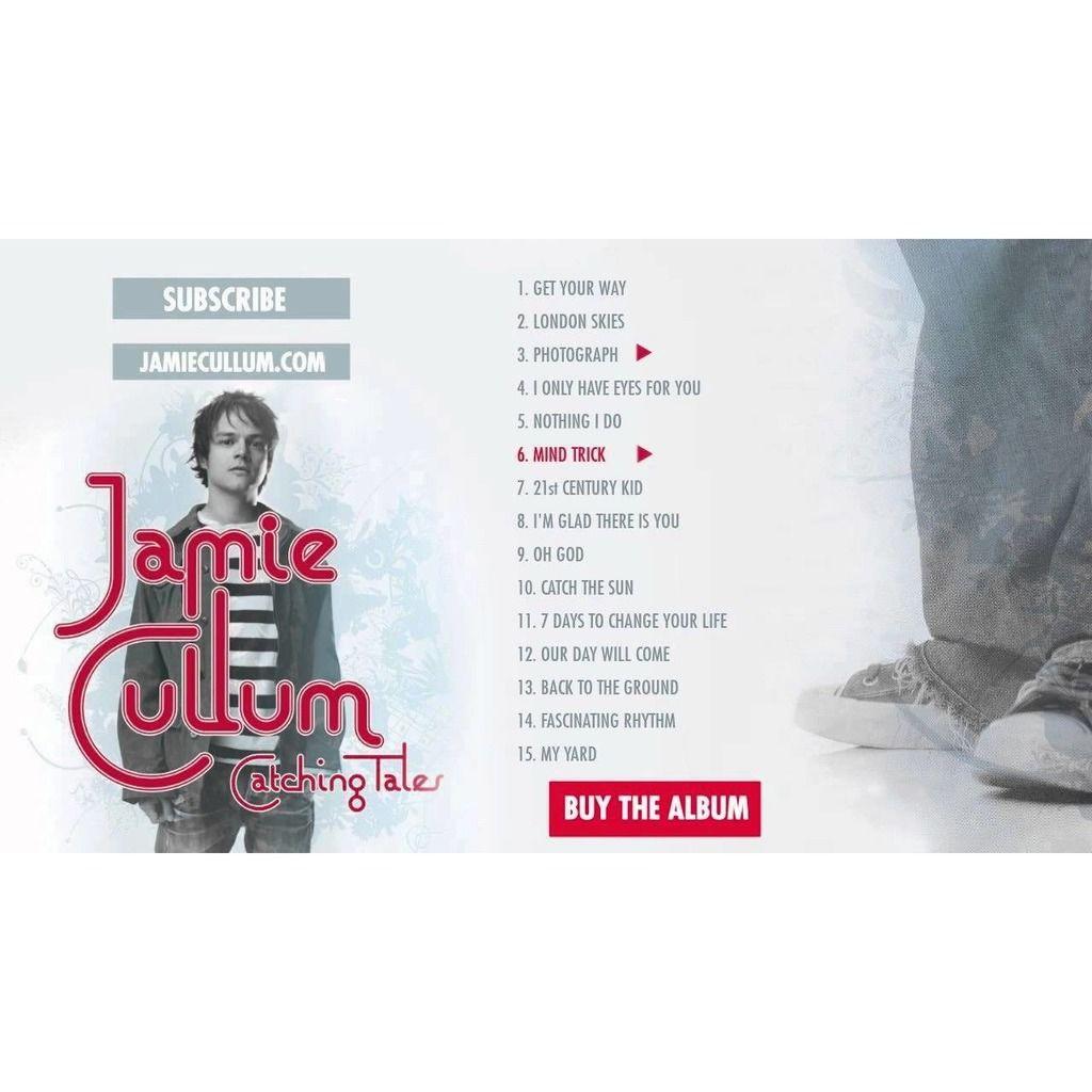 Jamie Cullum / Catching Tales Jamie Cullum / Catching Tales