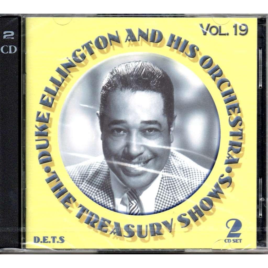 duke ellington the treasury shows vol. 19