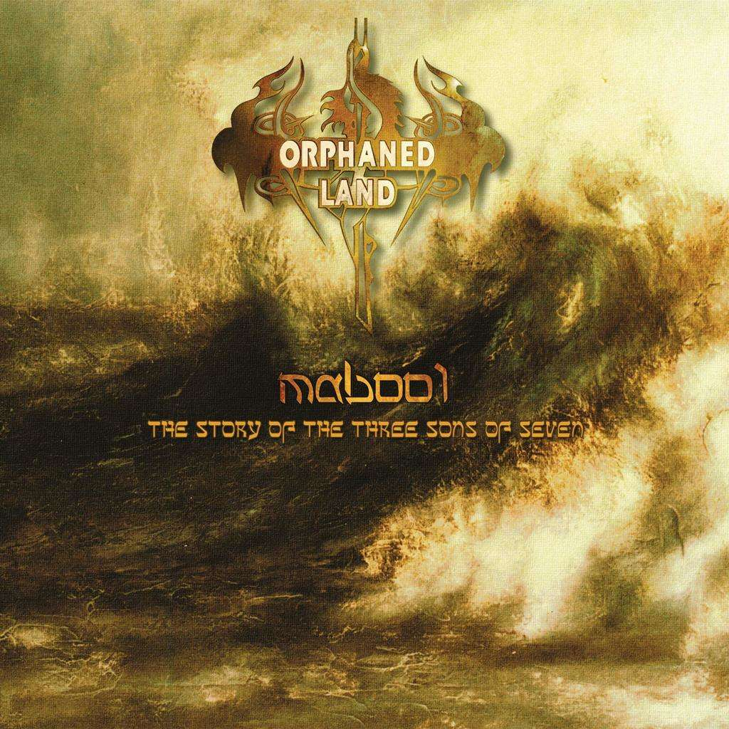Orphaned Land Mabool - The Story Of The Three Sons Of Seven (cd)