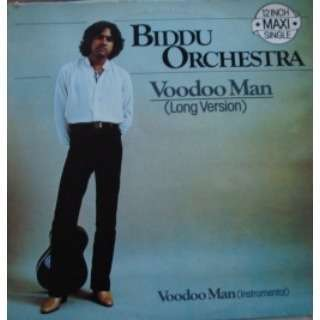 Biddu Orchestra Voodoo Man