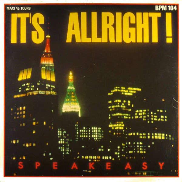 speakeasy it's allright ! 6.16