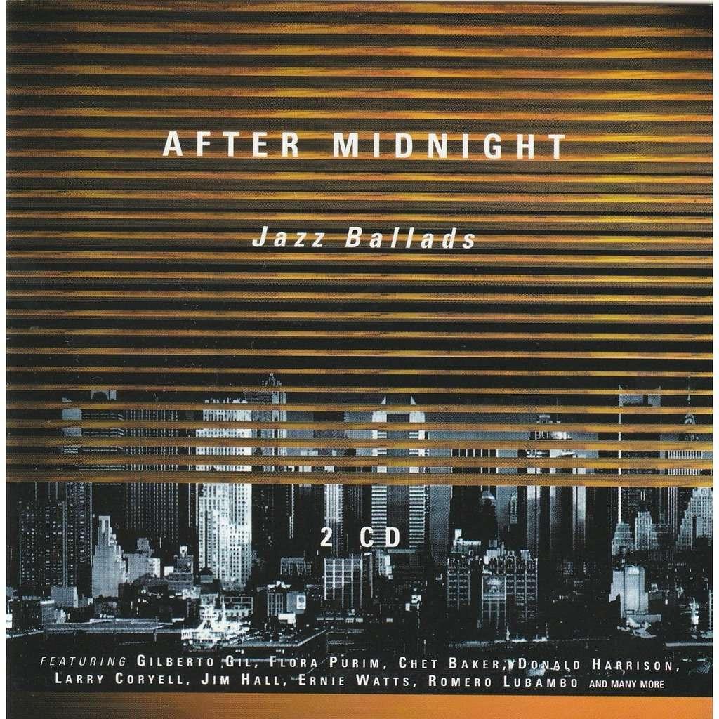 divers artistes - various artist After Midnight - Jazz Ballads