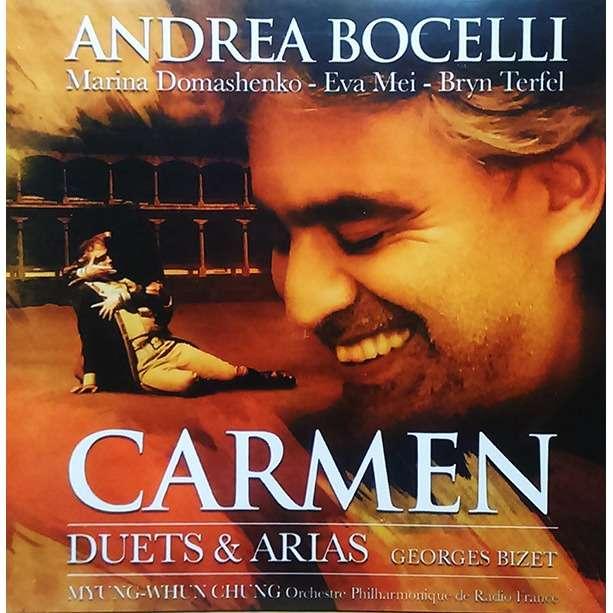 Andrea Bocelli, Marina Domashenko,Eva Mei Carmen, Duets & Arias