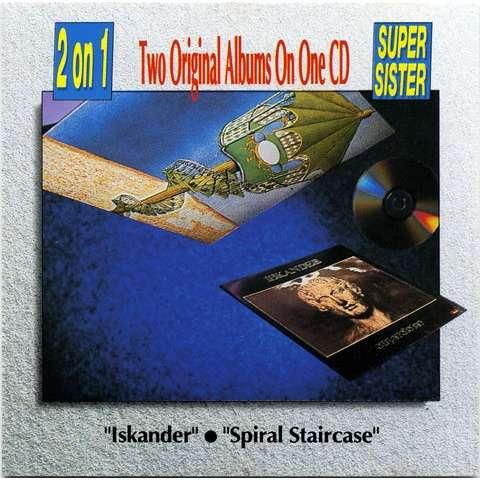 Supersister Iskander / Spiral Staircase