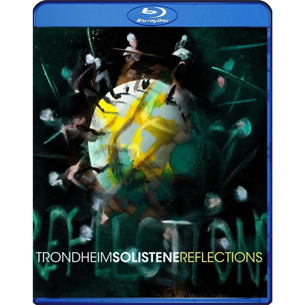 Trondheim Solistene Reflections Blu-Ray Hi-Res Audio Worldwide Free Shipping