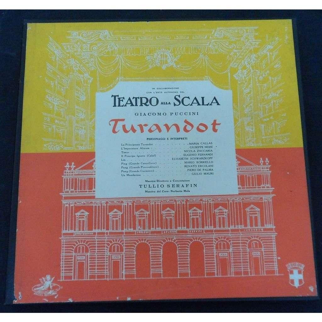 Callas , Tullio Serafin Puccini - Turandot