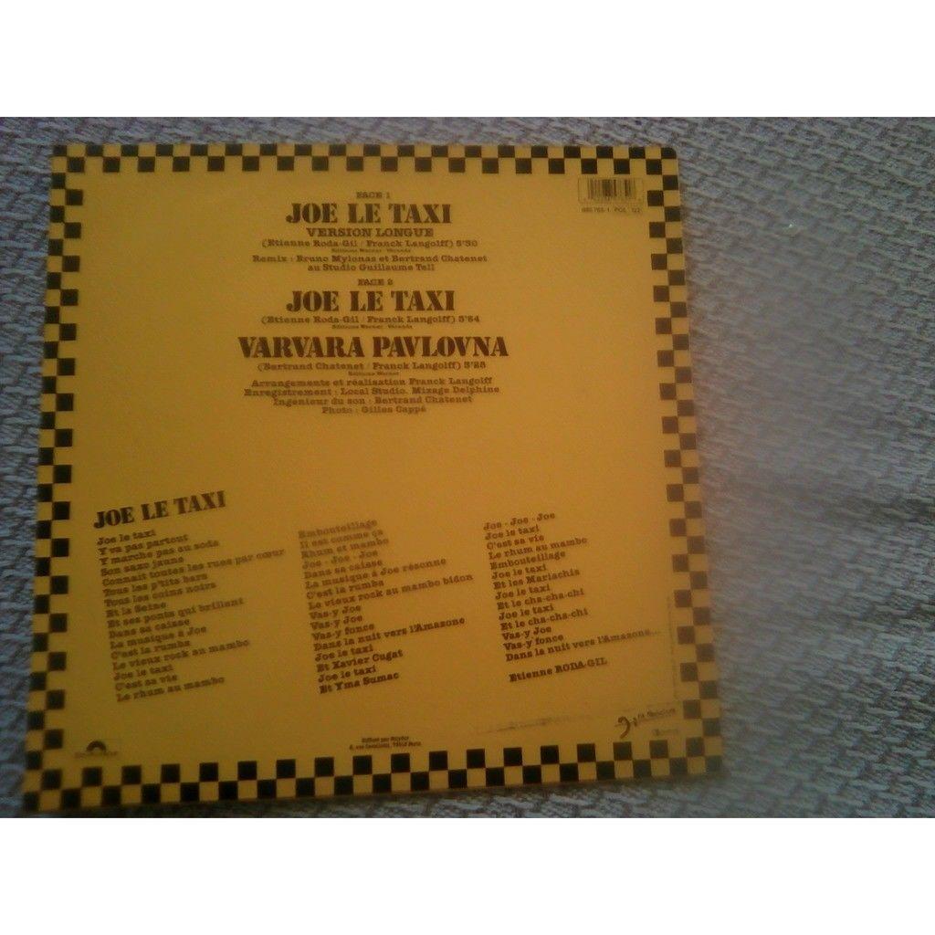 Vanessa Paradis - Joe Le Taxi (12, Maxi) Vanessa Paradis - Joe Le Taxi (12, Maxi)