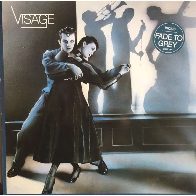 Visage - Visage (LP Album) Visage - Visage (LP Album)