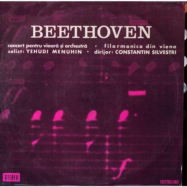 Yehudi Menuhin - Constantin Silvestri Beethoven: Violin Concerto In D Major, Op.61