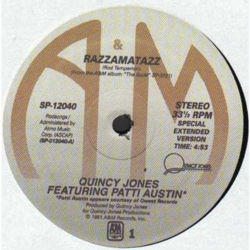 quincy jones feat. patti Austin-razzamatazz quincy jones feat. patti Austin-razzamatazz