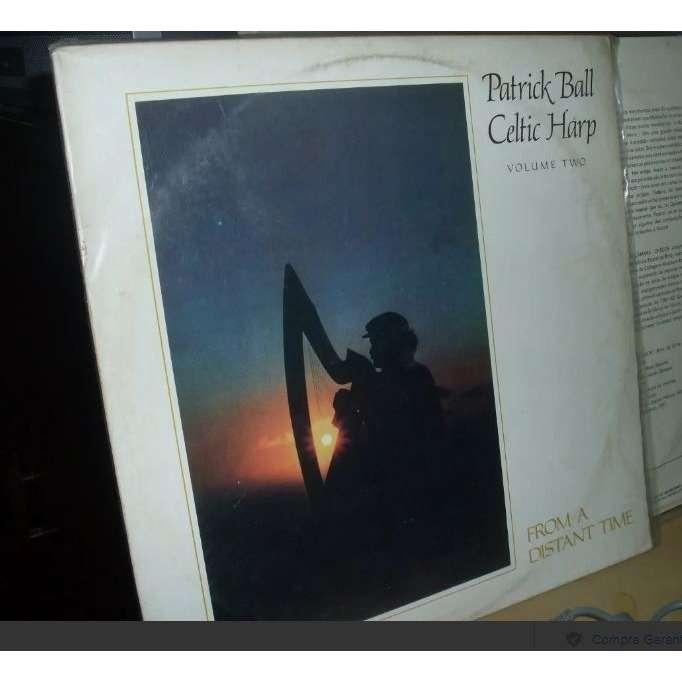 patrick ball celtic harp volume two