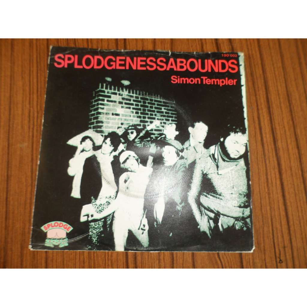 Splodgenessabounds Simon templer - Michael booth's talking bum - Two pints of lager