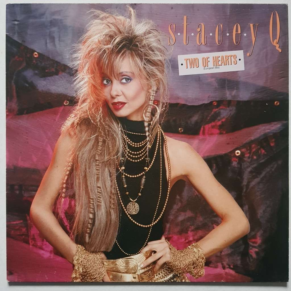 Stacey Q Two Of Hearts