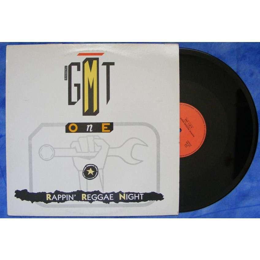 gmt one rappin' reggae night b/w rappin' night ( part 1 & 2 )