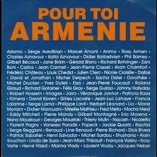 charles aznavour pour toi arménie / ils sont tombés
