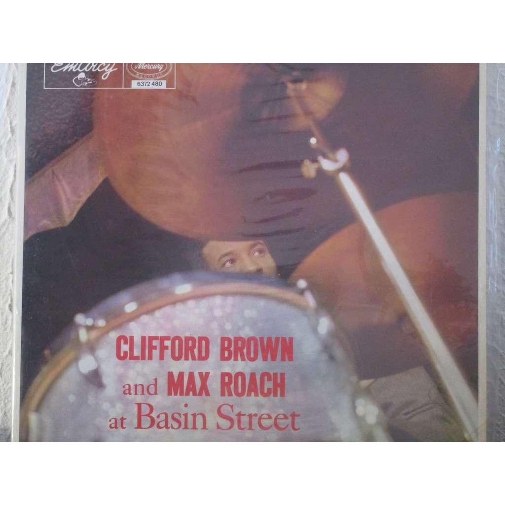 BROWN Clifford / ROACH Max AT BASIN STREET