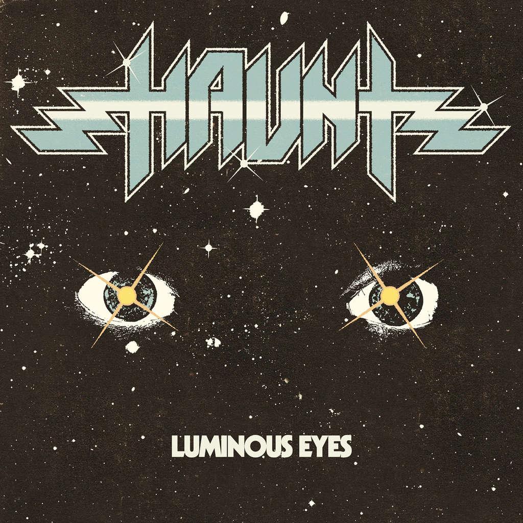 Haunt Luminous Eyes (lp) Ltd Edit Clear/White Splatter Vinyl -Usa