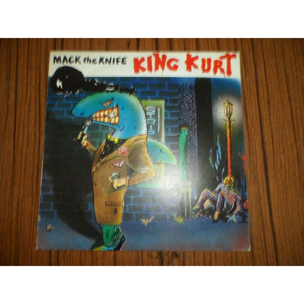 KING KURT mack the knife / wreck a party rock