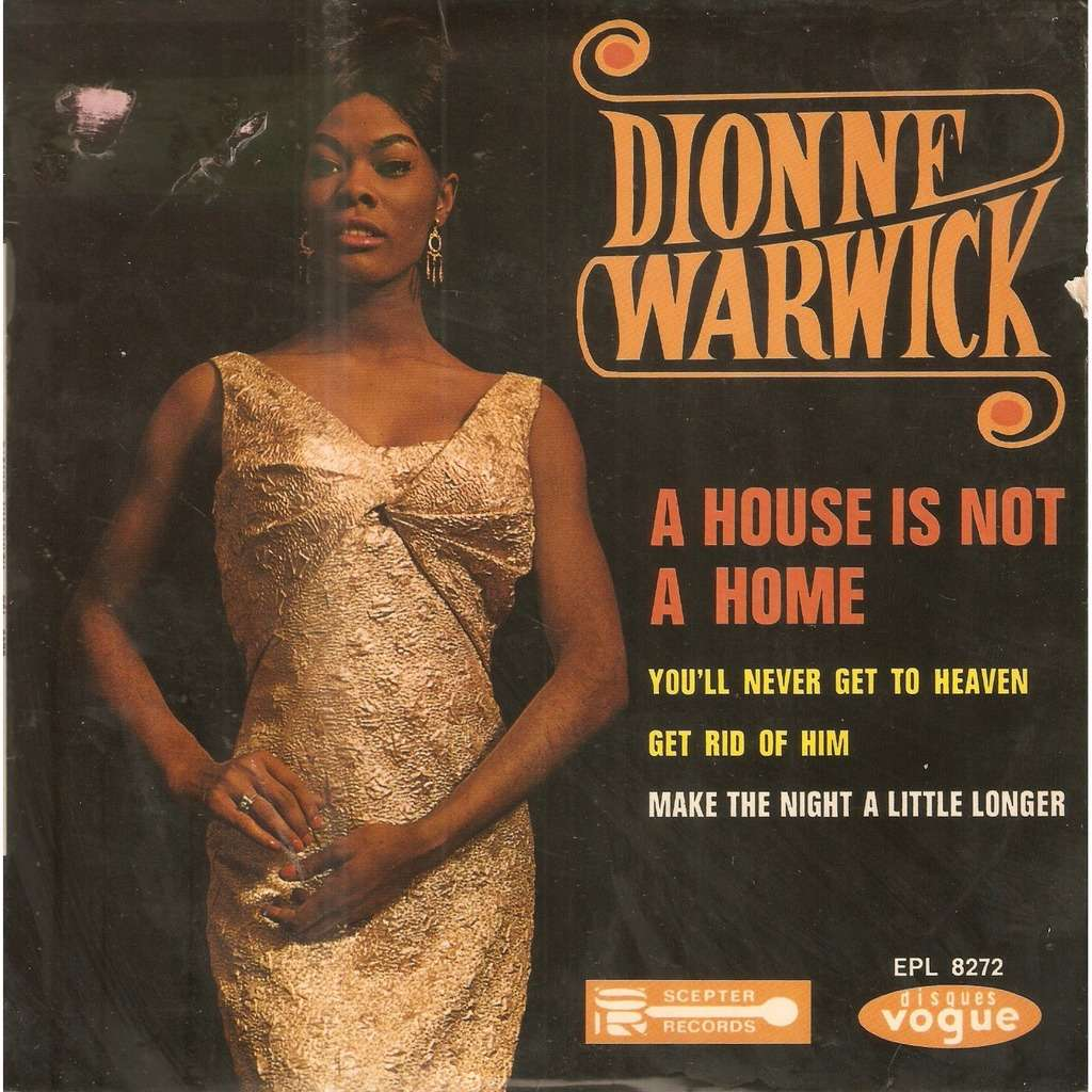 WARWICK Dionne A HOUSE IS NOT A HOME
